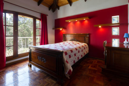 Reservar habitación en Quito en línea